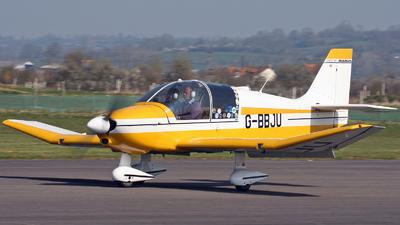 G-BBJU - Robin DR400/140B Major - Private