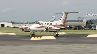 VH-SGV - Beechcraft 200 Super King Air - Great Western Aviation