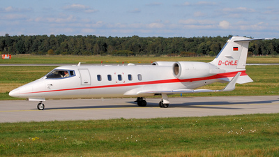 D-CHLE - Bombardier Learjet 60 - Hapag-Lloyd Executive
