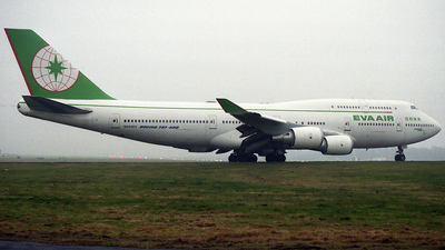 N403EV - Boeing 747-45E(M) - Eva Air