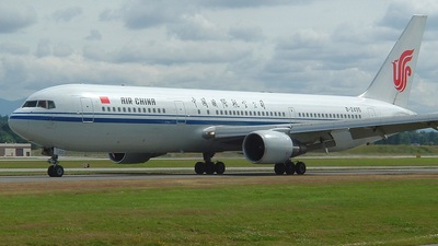 B-2495 - Boeing 767-33A(ER) - Air China