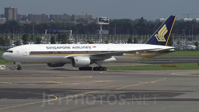 9V-SVA - Boeing 777-212(ER) - Singapore Airlines