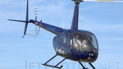 G-MAYB - Robinson R44 Raven - Private