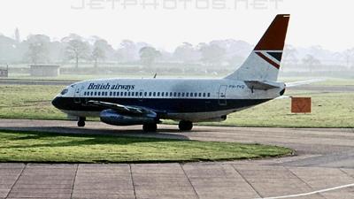 PH-TVD - Boeing 737-2K2C(Adv) - British Airways