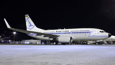 YR-BGG - Boeing 737-78J - Tarom - Romanian Air Transport