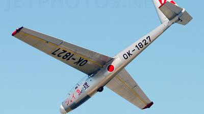 OK-1827 - Let L-13 Blanik - Aero Club - Czech Republic