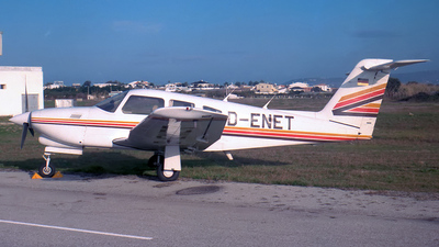 D-ENET - Piper PA-28RT-201T Turbo Arrow IV - Private