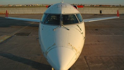C-GKEP - Bombardier CRJ-200LR - Air Canada Jazz
