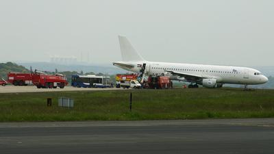 JY-JAR - Airbus A320-211 - LTE International Airways (Jordan Aviation)