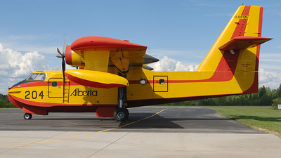 C-GFSN - Canadair CL-215-1A10 - Conair Aviation
