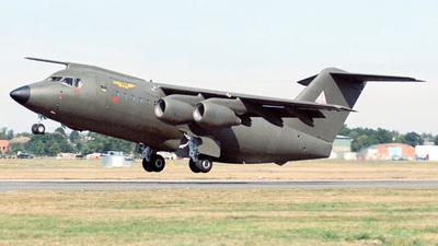 G-BSTA - British Aerospace Bae 146-100(STA) - BAe Systems