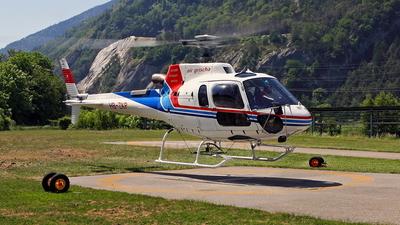 HB-ZKP - Aérospatiale AS 350B3 Ecureuil - Air Grischa