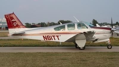 N61TT - Beechcraft F33A Bonanza - Private