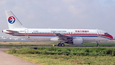 B-2203 - Airbus A320-214 - China Eastern Airlines