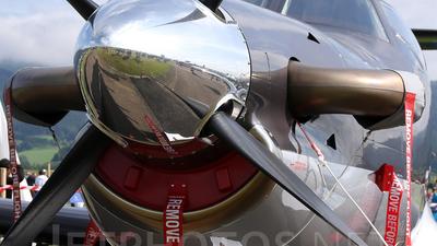 HB-FVE - Pilatus PC-12/47 - Pilatus Aircraft