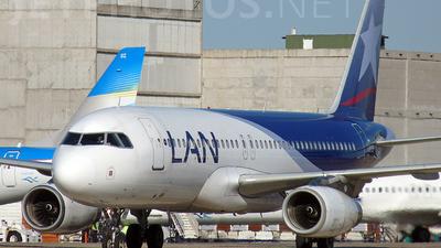 LV-BET - Airbus A320-233 - LAN Argentina