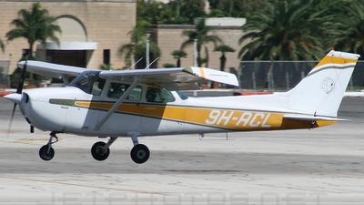 9H-ACL - Cessna 172M Skyhawk - Malta School of Flying