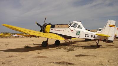 EC-FAU - PZL-Mielec M-18B Dromader - Trabajos Aéreos Martínez Ridao
