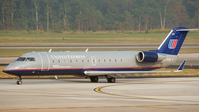 N417AW - Bombardier CRJ-200ER - United Express (Air Wisconsin)