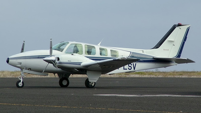 PT-LSV - Beechcraft 58 Baron - Private