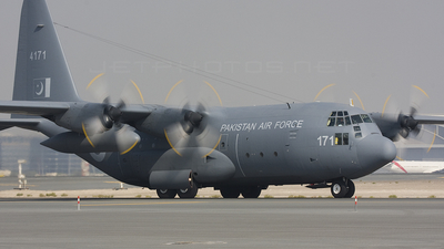 4171 - Lockheed C-130E Hercules - Pakistan - Air Force