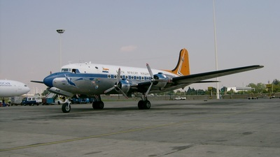 ZS-AUB - Douglas DC-4 - South African Airways