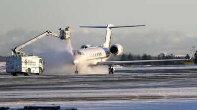 CS-DKE - Gulfstream G550 - NetJets Europe