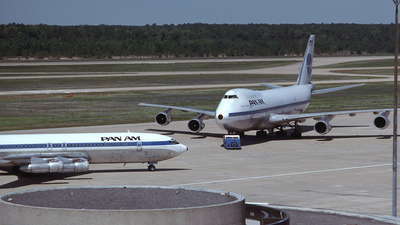 N434PA - Boeing 707-321B - Pan Am