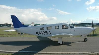 N4135J - Piper PA-32R-301 Saratoga II HP - Private