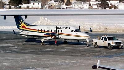 A picture of CGZVJ - Beech 1900D - Wasaya Airways - © Marius Hoepner