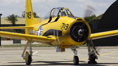 F-AZHR - North American T-28A Trojan - Private