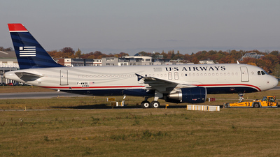 F-WWBU - Airbus A320-232 - US Airways