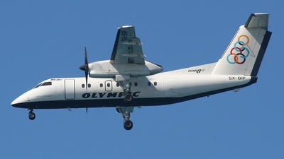 SX-BIP - Bombardier Dash 8-102A - Olympic Airlines