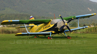 S5-CAP - Antonov An-2 - Falcon Air