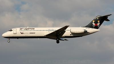 5X-GLO - McDonnell Douglas DC-9-32 - Air Uganda