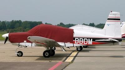 A picture of GBBDM - Grumman American AA5 - [AA50407] - © Martin Stephen
