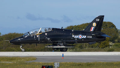 XX158 - British Aerospace Hawk T.1A - United Kingdom - Royal Air Force (RAF)