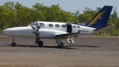 A picture of VHFMQ - Cessna 441 Conquest - [4410109] - © Martin Eadie