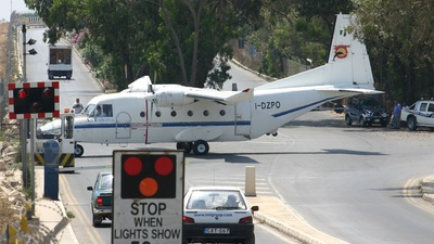 I-DZPO - CASA C-212-300 Aviocar - Dolphin Air Express