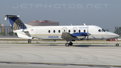 N16540 - Beech 1900D - Continental Connection (Gulfstream International Airlines)