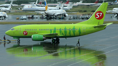 VP-BSX - Boeing 737-522 - S7 Airlines