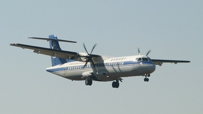B-3022 - ATR 72-200 - China Xinjiang Airlines