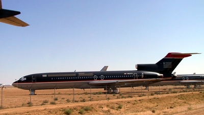 N924TS - Boeing 727-227(Adv) - US Airways