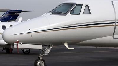A picture of N168BG - Cessna 560 Citation Ultra - [5600301] - © peter adams