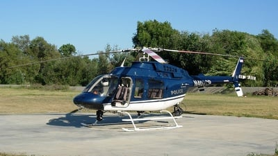 N407CP - Bell 407 - United States - Corona Police Department