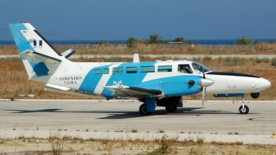 AC-23 - Reims-Cessna F406 Caravan II - Greece - Coast Guard