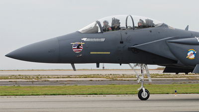 89-0495 - Boeing F-15E Strike Eagle - United States - US Air Force (USAF)