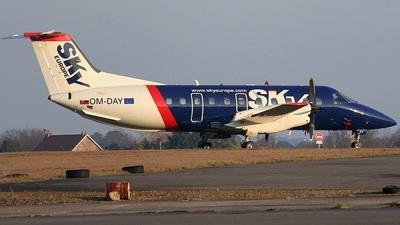OM-DAY - Embraer EMB-120ER Brasília - SkyEurope Airlines
