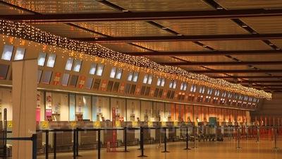 EGGW - Airport - Terminal