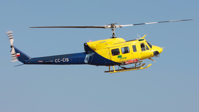 CC-CIS - Bell 212 - Inaer